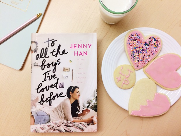 Literary Bites: To All The Boys I've Loved Before by Jenny