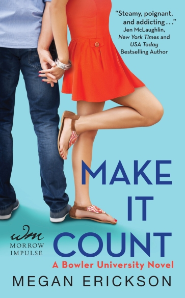 Make It Count Megan Erickson