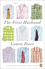 The First Husband cover