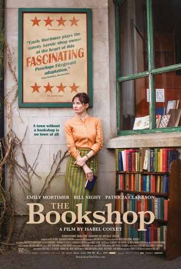 The Bookshop - Poster - Courtesy of Greenwich Entertainment