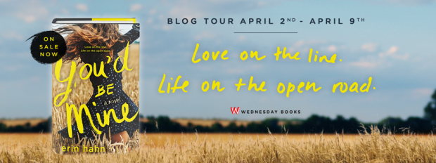 You'd Be Mine_Blog Tour Banner