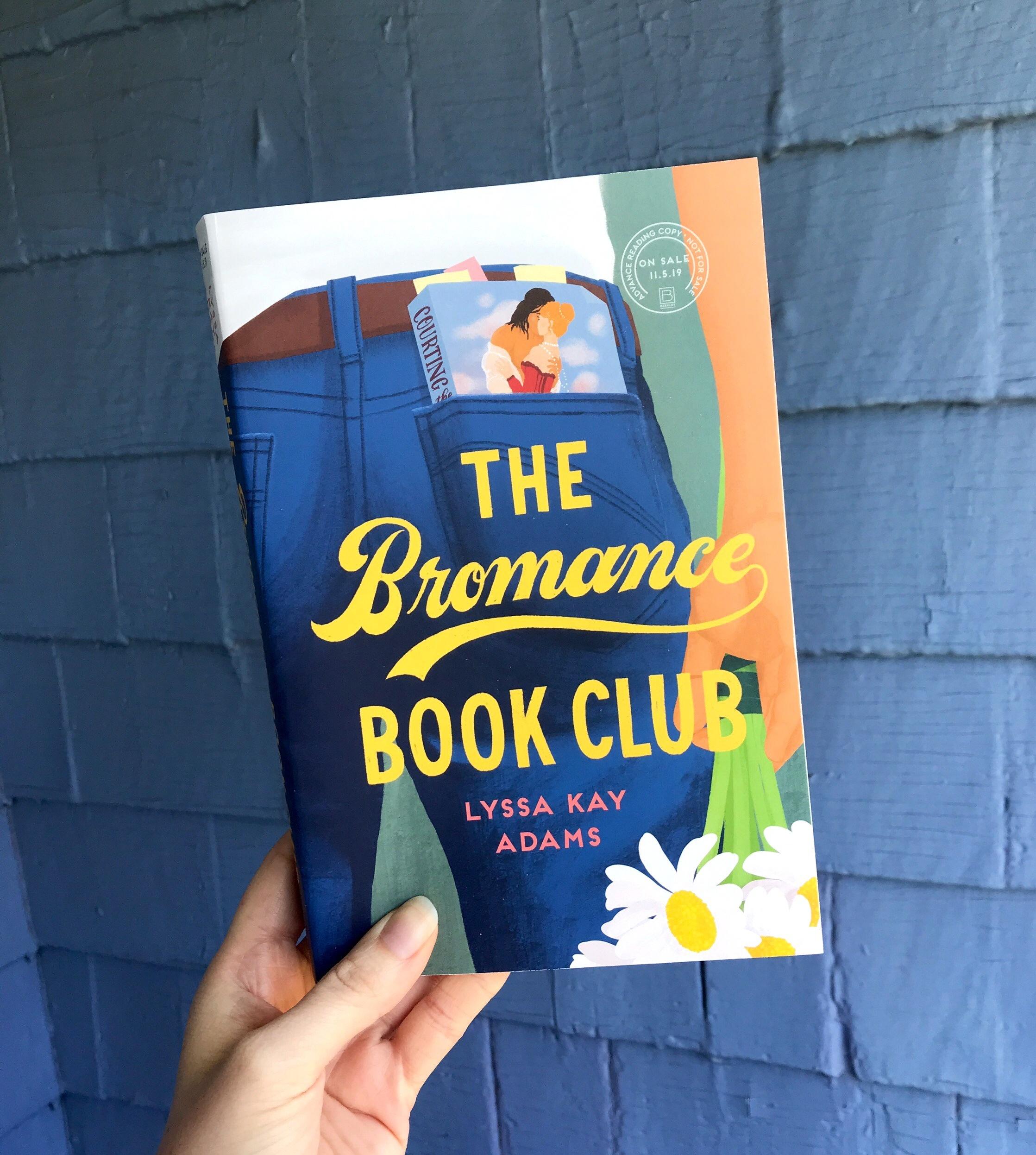 Bromance Book Club 2