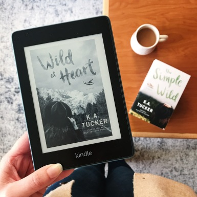 Wild at Heart books for the living